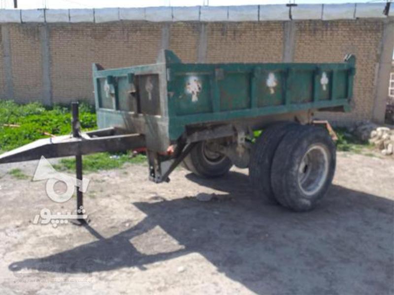 فروش تریلی دسته دوم در خوزستان
