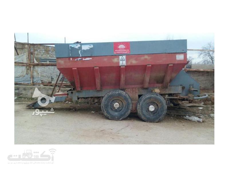 فروش کودپاش دامی دسته دوم در زنجان