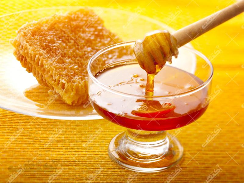 فروش عسل طبیعی کوهستان