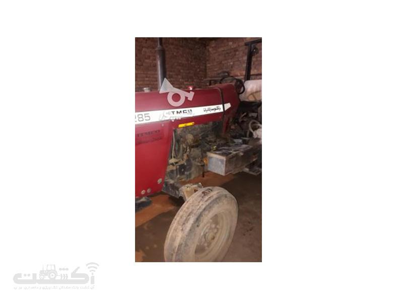 فروش تراکتور کارکرده تمیز در گلستان