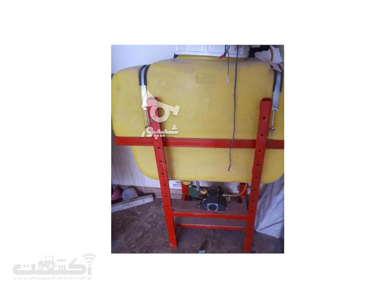 فروش سمپاش تراکتور دسته دوم