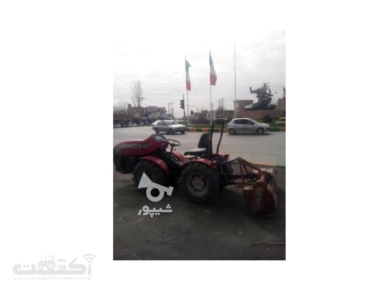 فروش تراکتور دسته دوم در مشهد