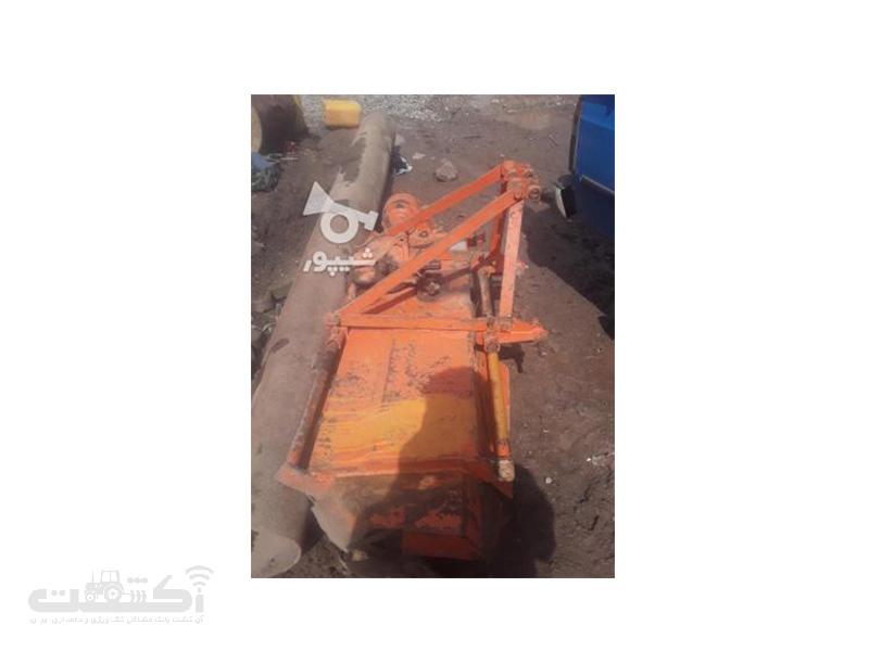 فروش روتوری تراکتور دسته دوم در قزوین