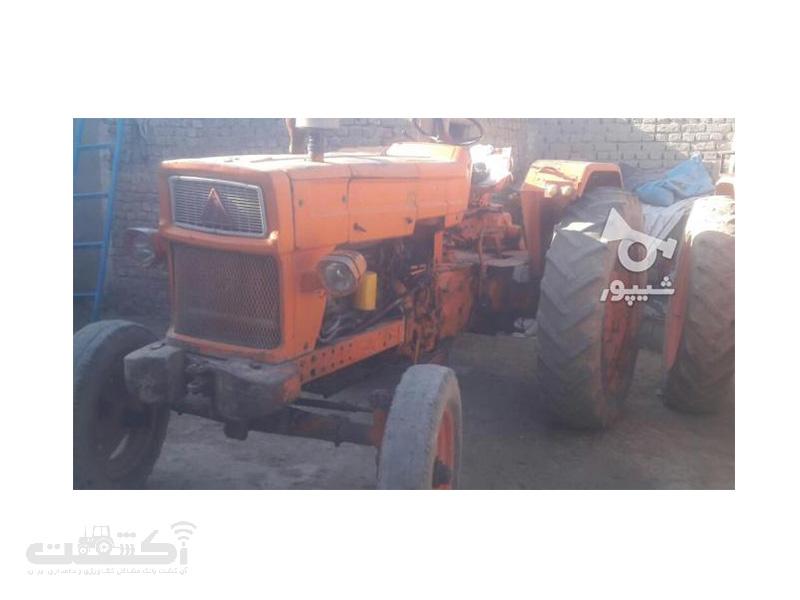 فروش تراکتور رومانی قیمت مناسب در همدان