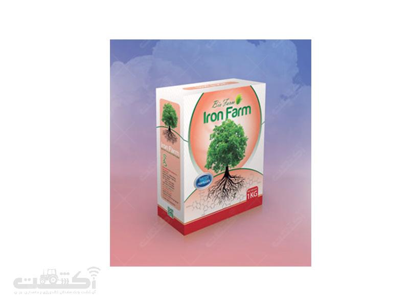 فروش کود پودری ایرون فارم