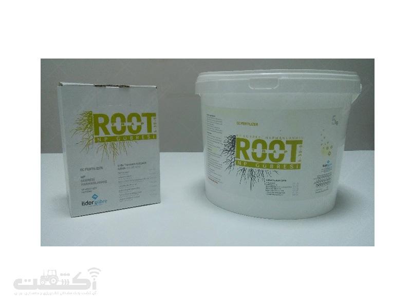 تولید و فروش کود تقویتی Roottrap