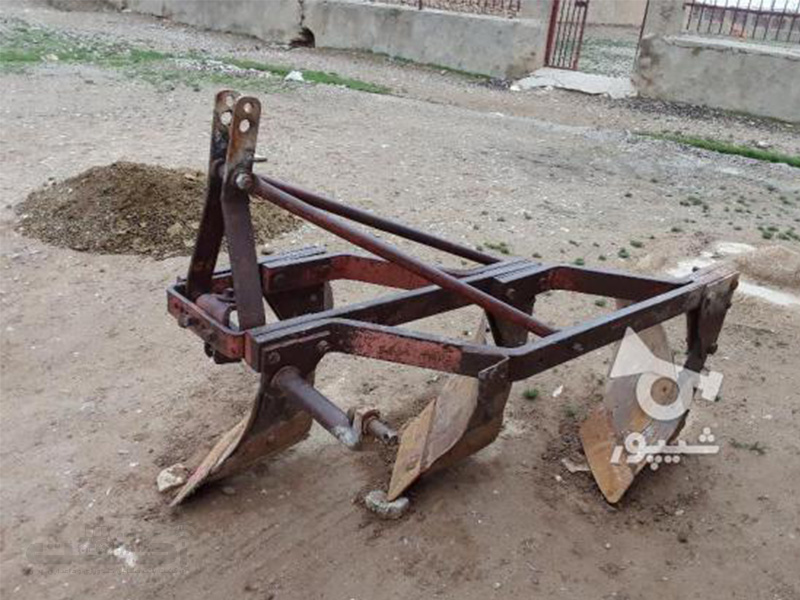 فروش گاو آهن دسته دوم در کردستان