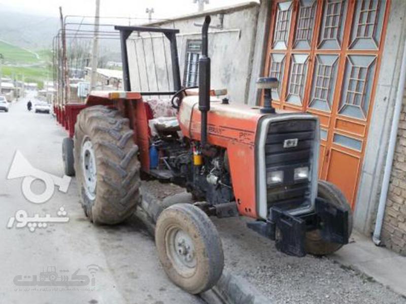 فروش تراکتور دسته دوم قیمت مناسب در ایلام