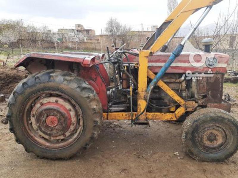 فروش تراکتور فرگوسن قیمت مناسب در اصفهان