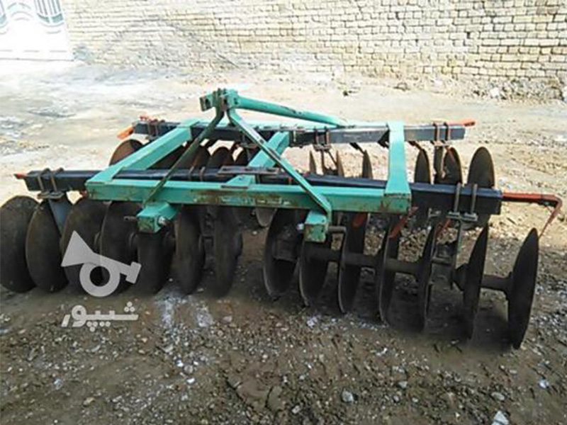 فروش دیسک کشاورزی دسته دوم در اراک