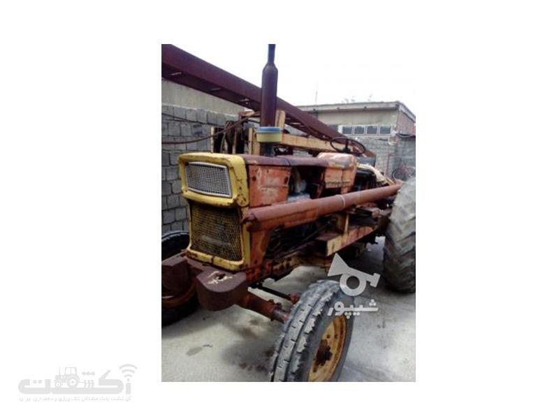 فروش تراکتور رومانی قیمت مناسب در آذربایجان غربی