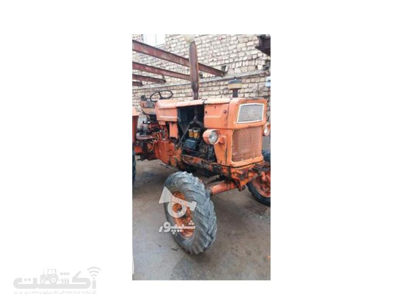 فروش تراکتور رومانی دسته دوم قیمت مناسب در لرستان