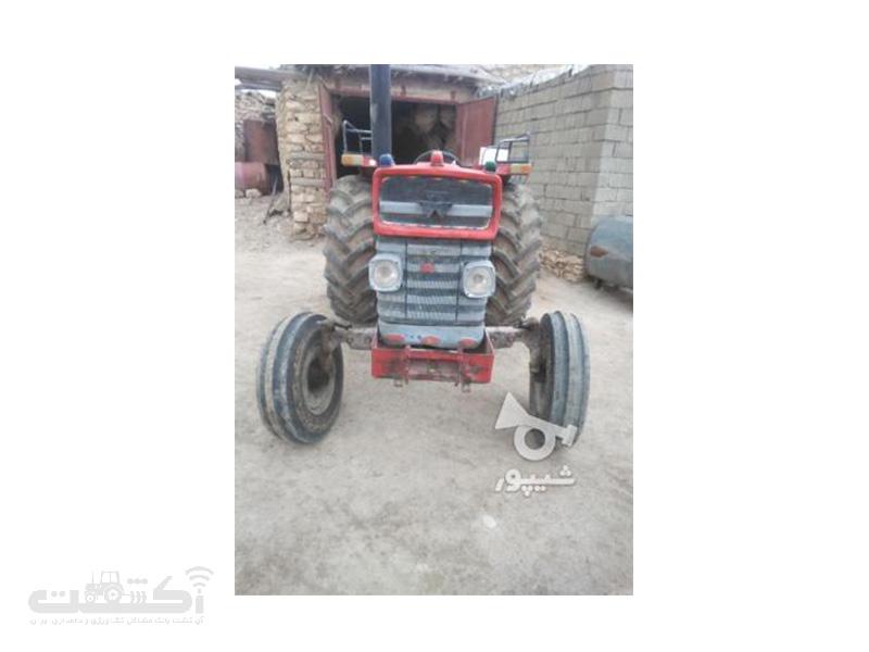 فروش تراکتور دسته دوم قیمت مناسب در کردستان