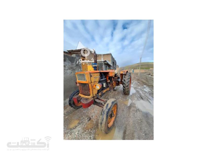 فروش تراکتور رومانی دسته دوم در همدان