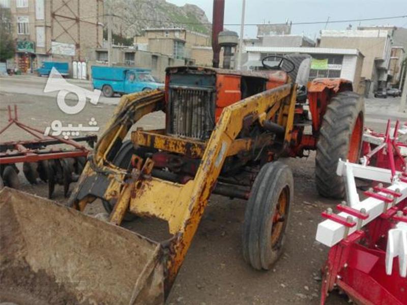 فروش تراکتور رومانی دسته دوم قیمت مناسب در کرمانشاه