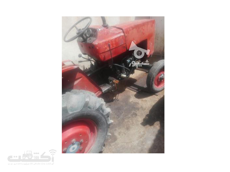 فروش تراکتور باغی دسته دوم قیمت مناسب در همدان