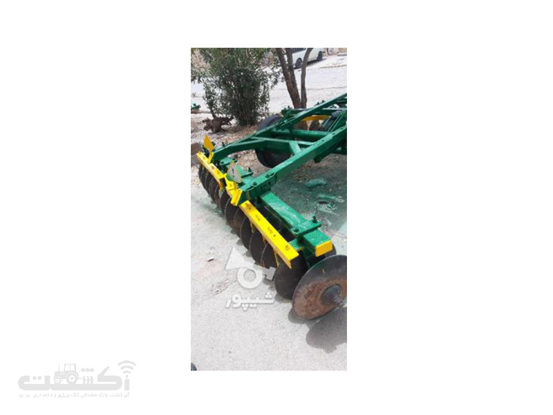 فروش دیسک تراکتور دسته دوم در خوزستان