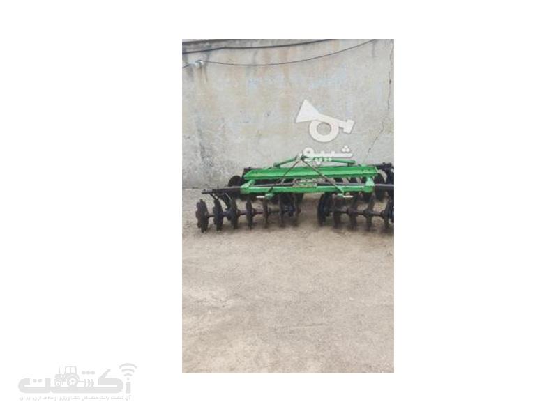 فروش دیسک تراکتور دسته دوم در آذربایجان غربی