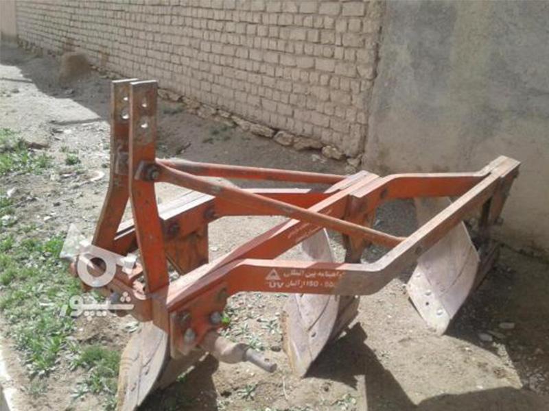 فروش گاوآهن دسته دوم در همدان
