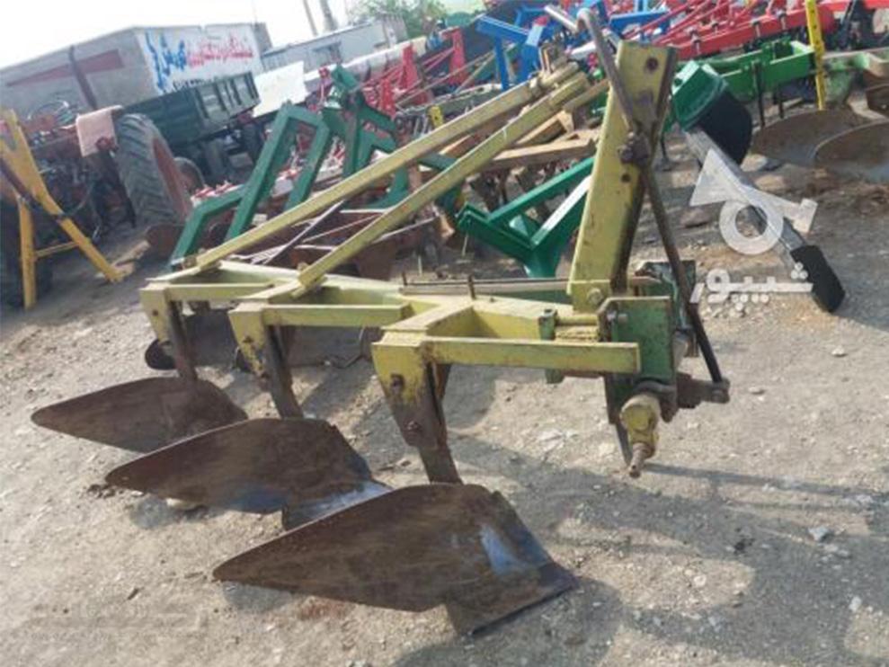 فروش گاوآهن دسته دوم در کرمانشاه