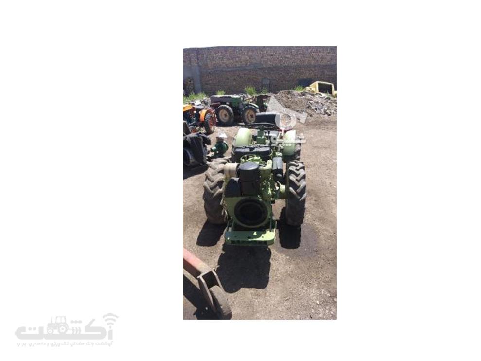 فروش تراکتور باغی دسته دوم در قزوین