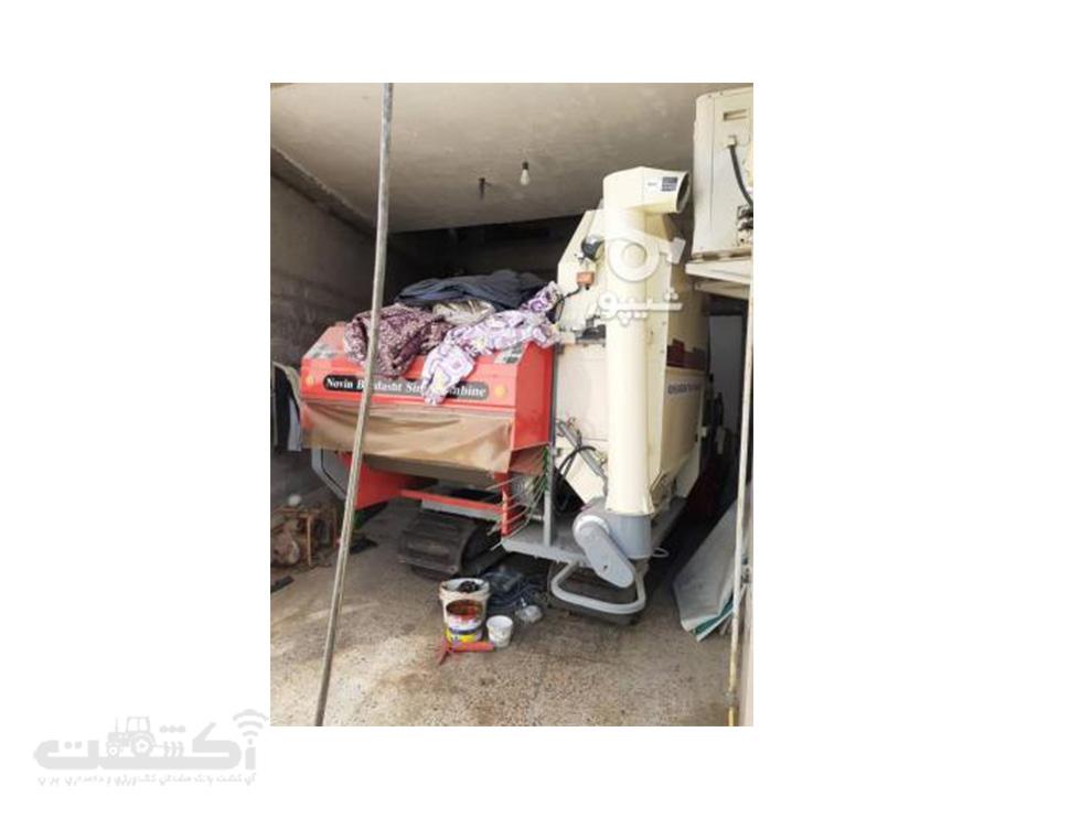 فروش کمباین سینا دسته دوم قیمت مناسب در ارومیه