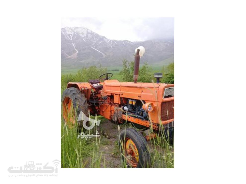 فروش تراکتور رومانی دسته دوم قیمت مناسب در چهارمحال بختیاری