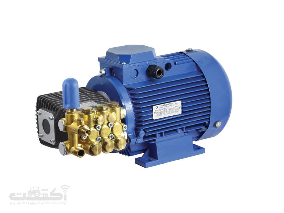 تولید الکتروپمپ سه فاز WML1515