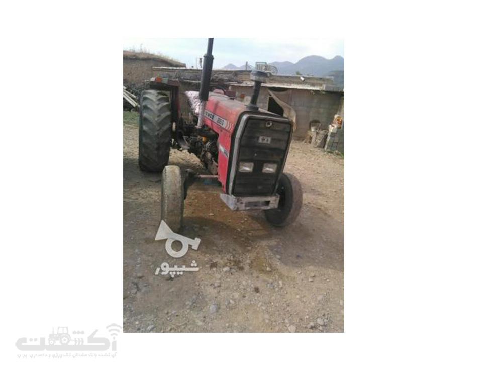 فروش تراکتور کارکرده تمیز در چهارمحال بختیاری