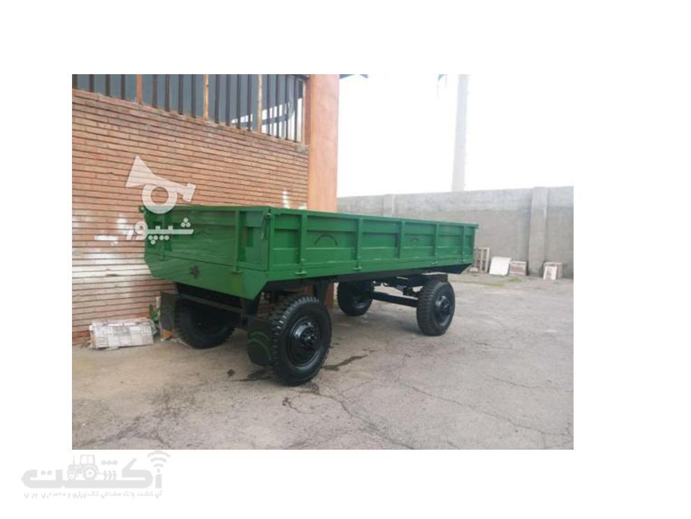 فروش تریلی تراکتور دسته دوم قیمت مناسب در تبریز