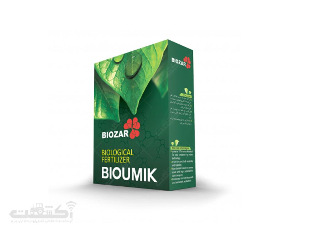 تولید کود بیولوژیک بیومیک