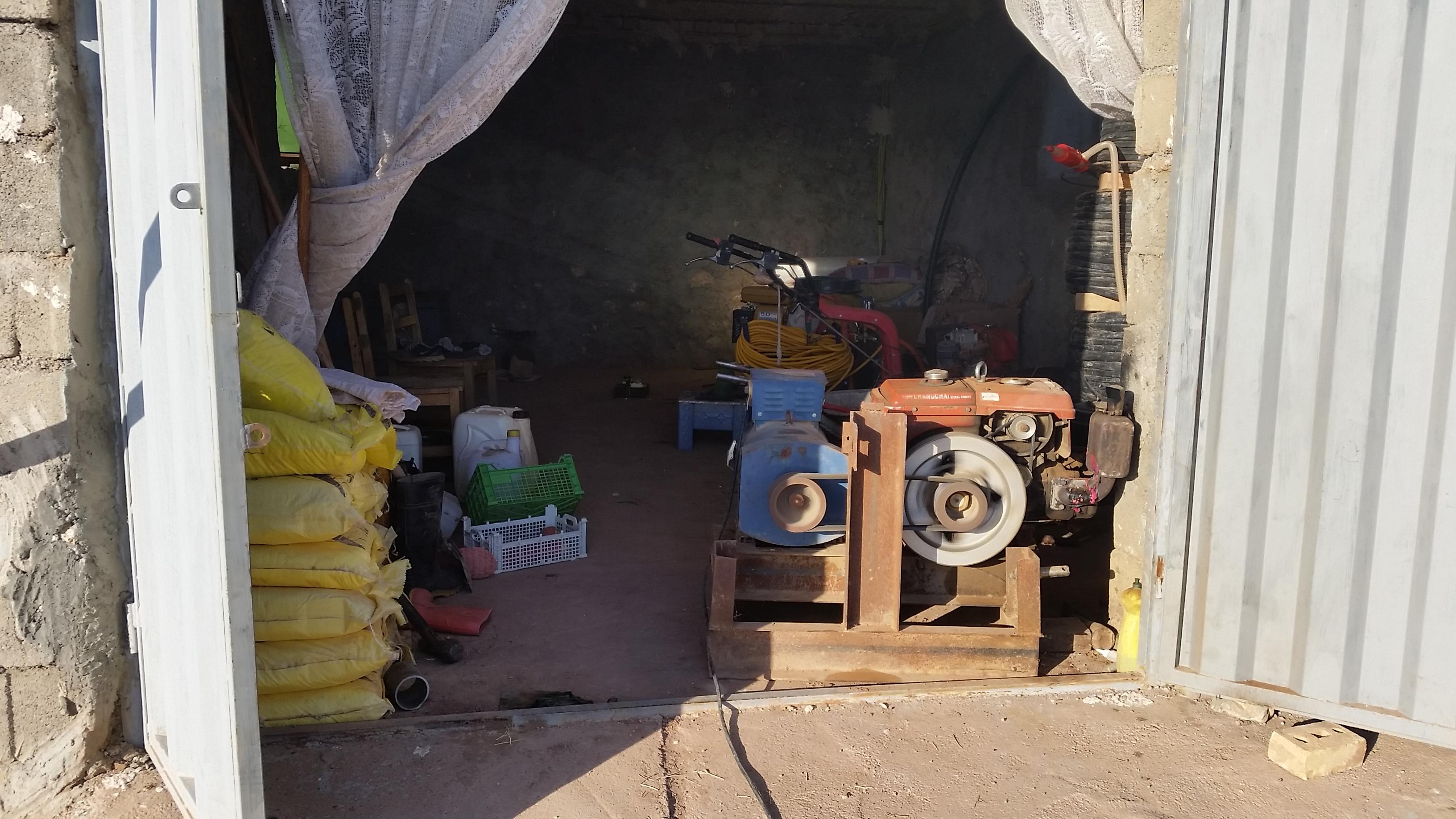 موتور برق دیزلی 7.5 کیلو وات سه فاز