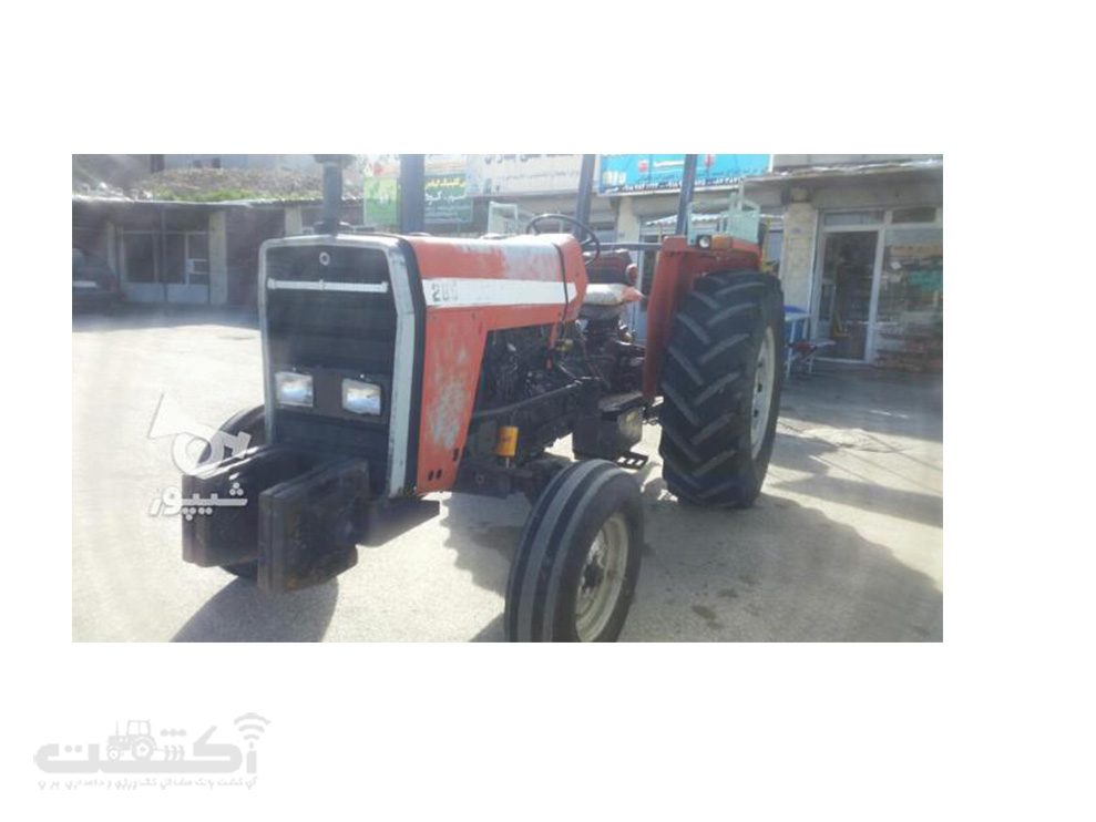 فروش تراکتور فرگوسن دسته دوم در کردستان