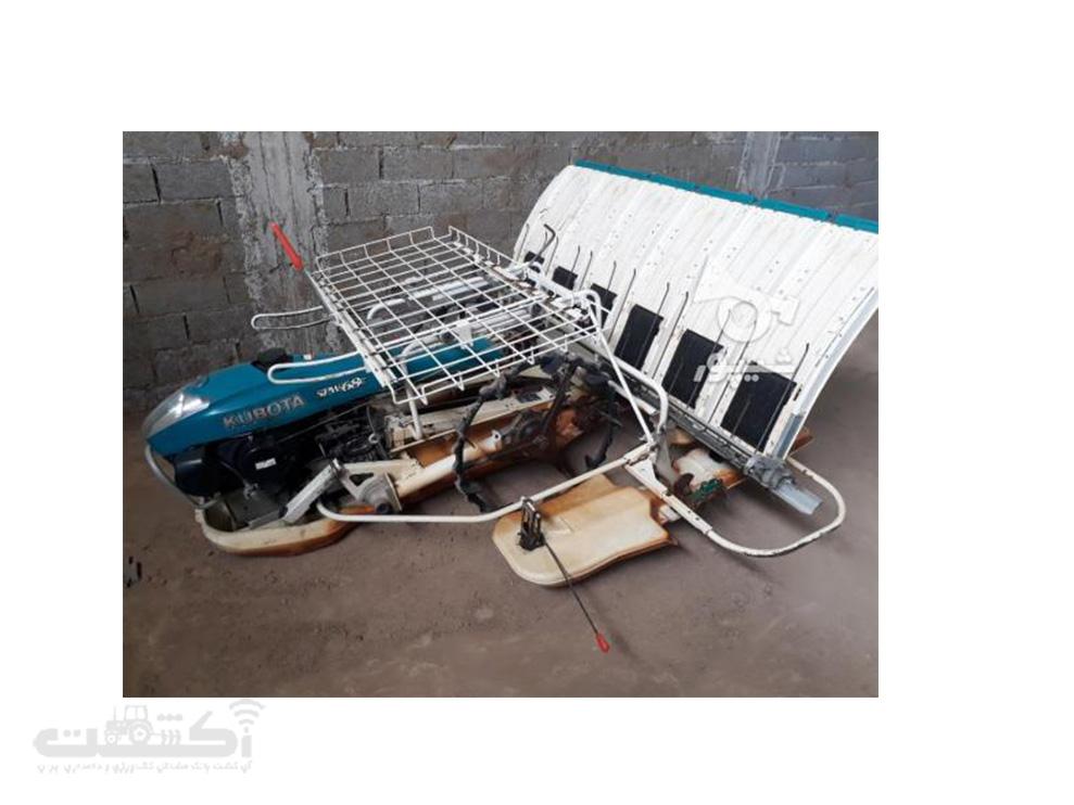 فروش دستگاه نشاکار دسته دوم در مازندران