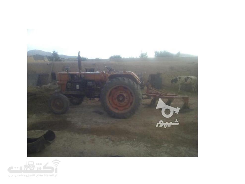 فروش تراکتور کارکرده قیمت مناسب در زنجان