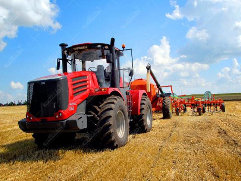 گروه صنعتی بازرگانی خاوری تولیدکننده ماشینهای کشاورزی