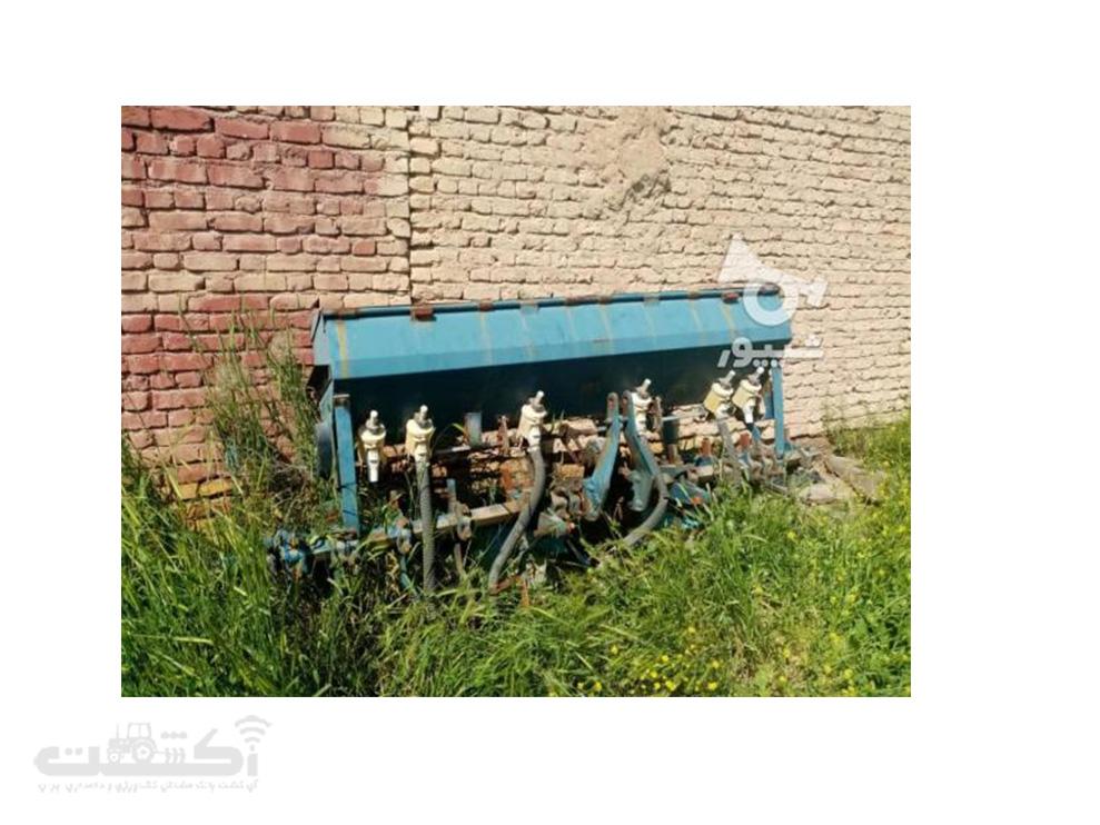 فروش دستگاه علف زن دسته دوم در فارس