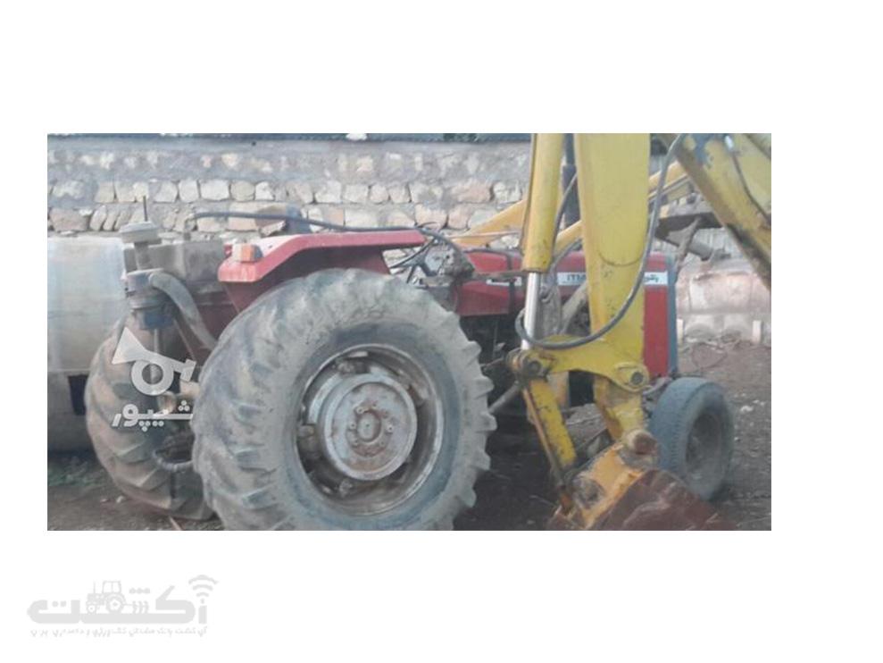 فروش تراکتور فرگوسن کارکرده تمیز در لرستان