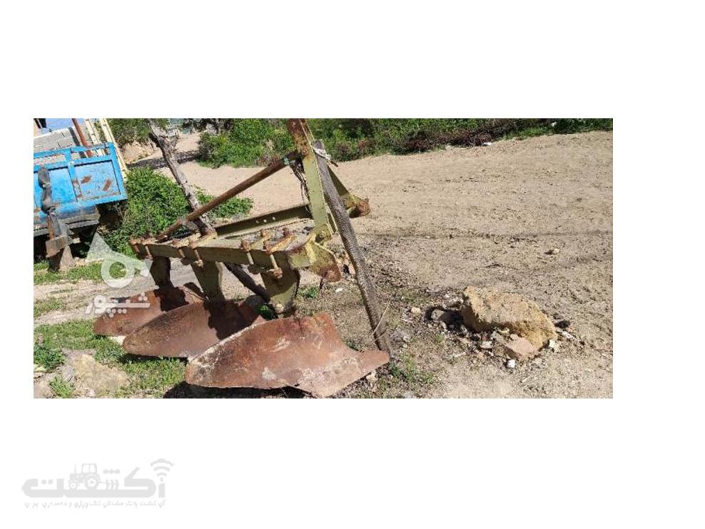 فروش فوری گاوآهن دسته دوم در گلستان