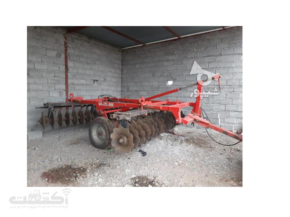 فروش دیسک کشاورزی دسته دوم در ادربیل