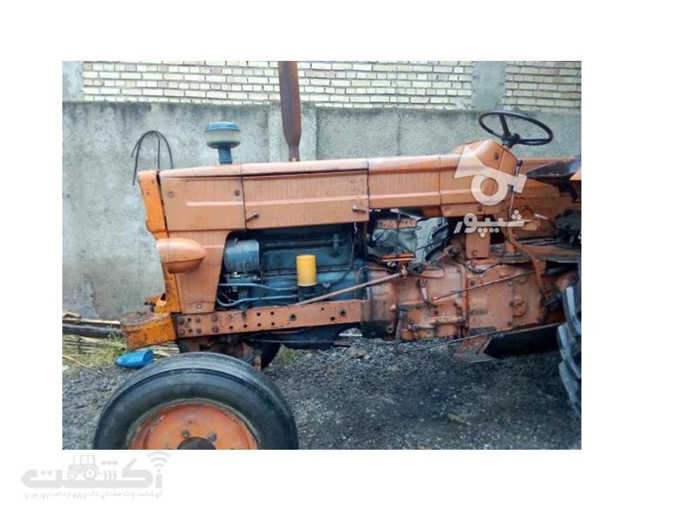 فروش تراکتور رومانی کارکرده تمیز در گلستان