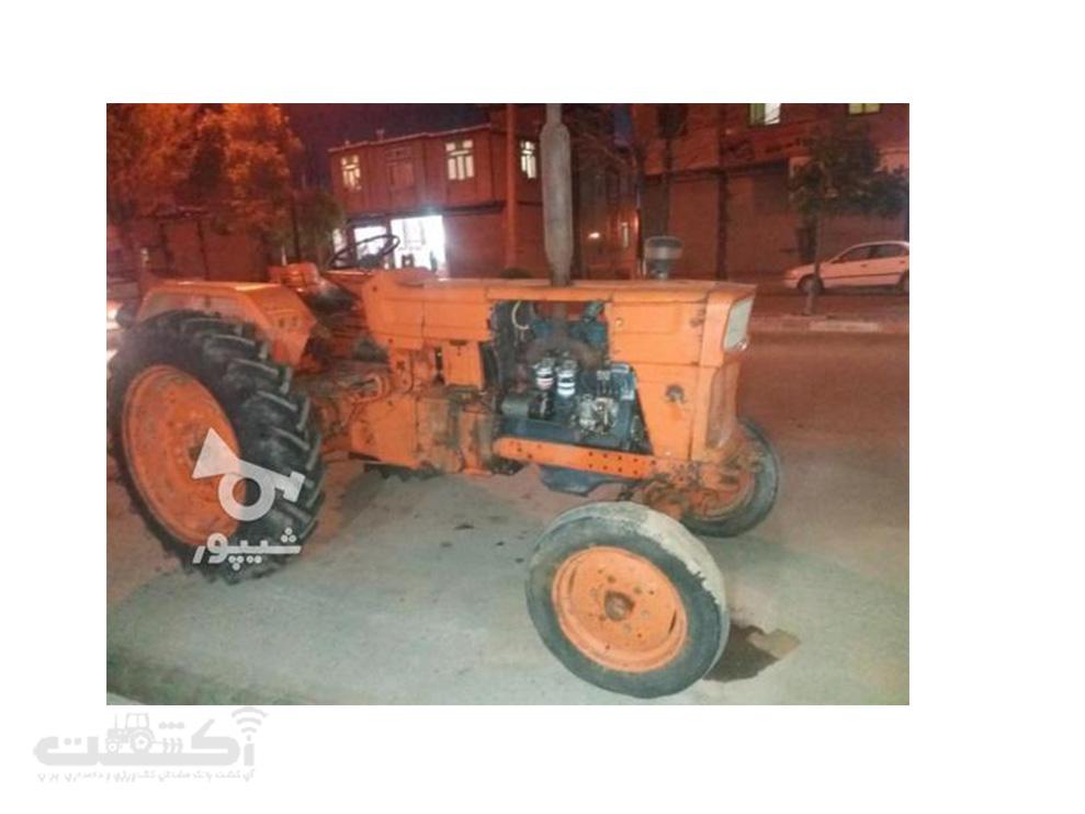 فروش تراکتور رومانی دسته دوم در کردستان