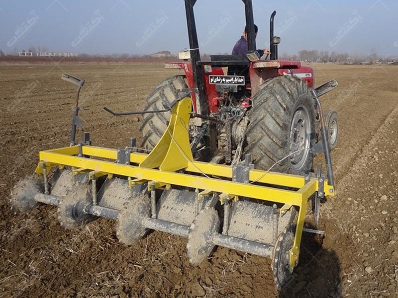 شرکت تراشکده تولیدکننده ماشین آلات کشاورزی