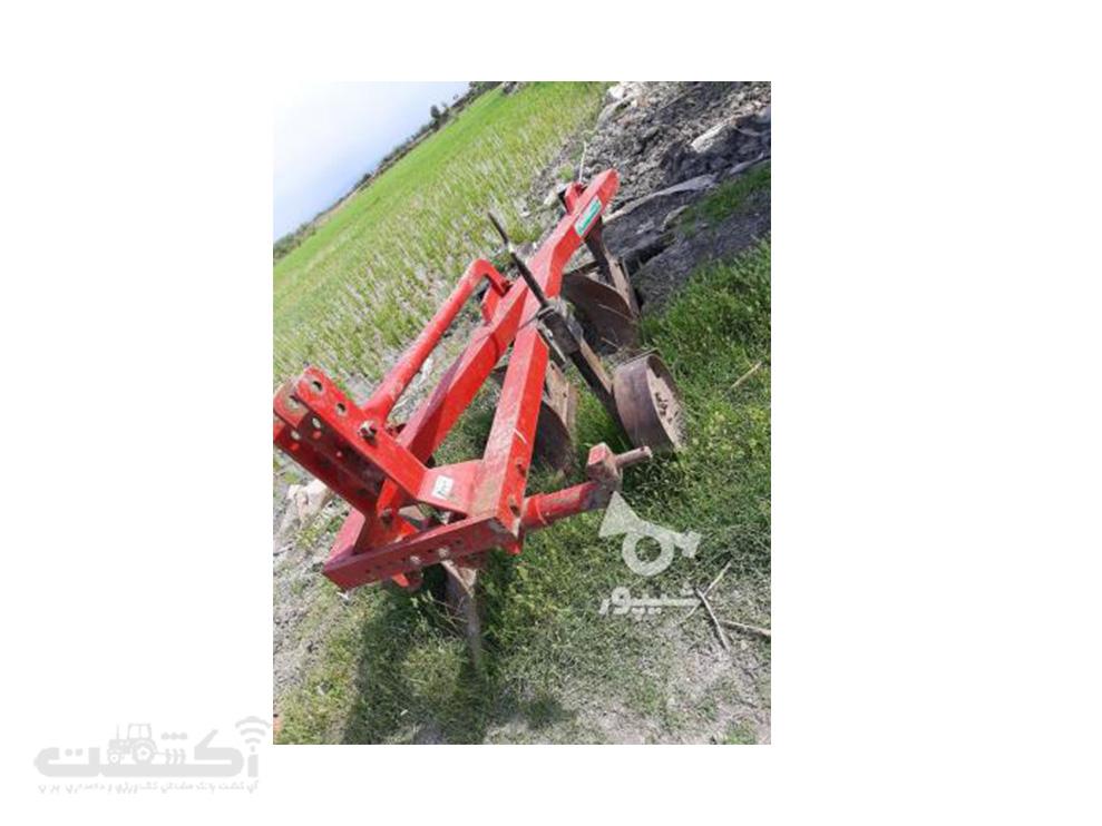فروش گاوآهن کارکرده قیمت مناسب در مازندران