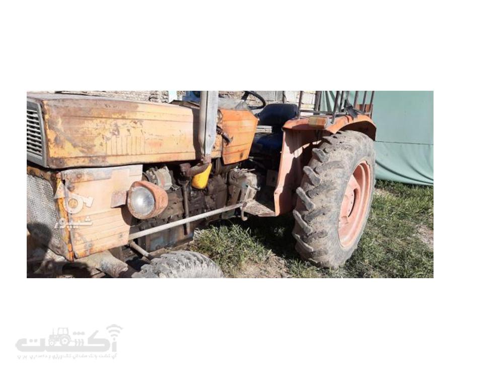 فروش تراکتور فیات دسته دوم قیمت مناسب در گلستان