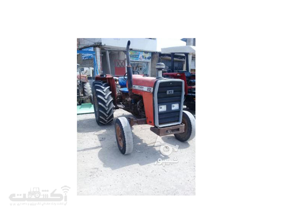 فروش تراکتور کارکرده قیمت مناسب در گلستان