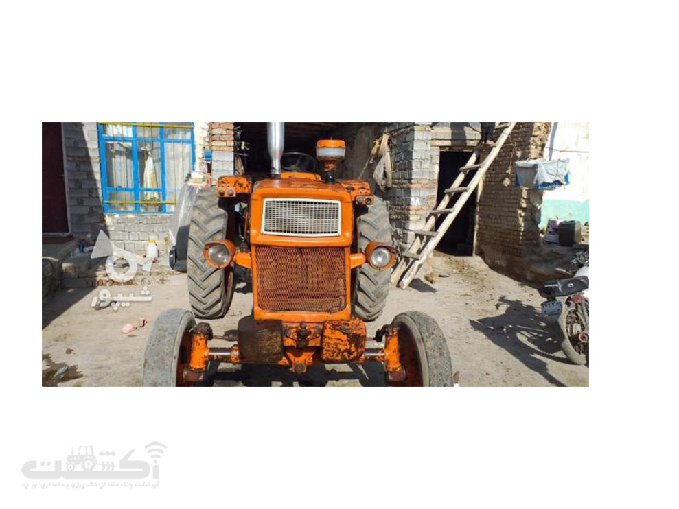 فروش تراکتور رومانی دسته دوم در آذربایجان شرقی