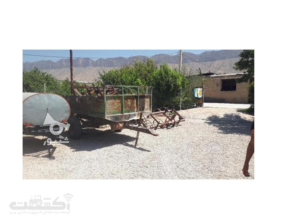 فروش تریلی دسته دوم در فارس