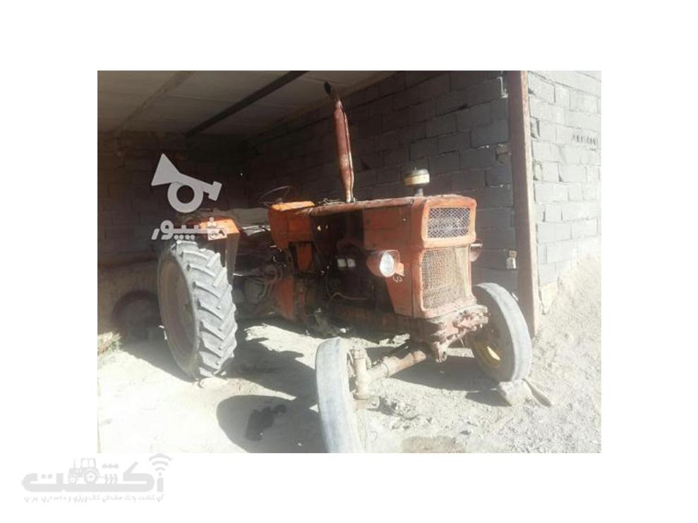 فروش تراکتور رومانی دسته دوم در خراسان شمالی