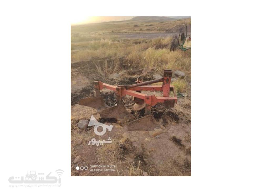 فروش گاوآهن دسته دوم در قزوین